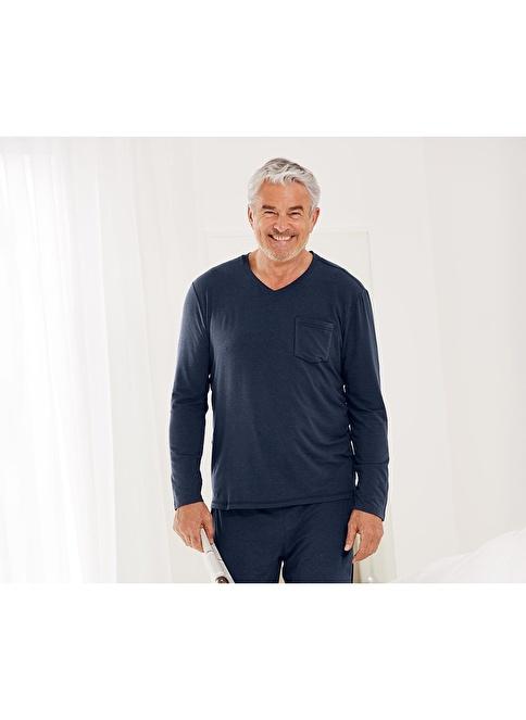 Tchibo Pijama Takım Lacivert